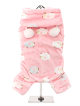 Baby Pink Counting Sheep Onesie - Our new Super Soft and Plush & Fluffy Baby Pink Counting Sheep Onesies is made from Plush Micro-fibre, it is so soft you will not want to put it down. Elasticated arms, feet and hem make for a great fit and it's topped of with a set of pom-poms for a bit of added extra cuteness. It will keep you lit...
