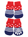 Stars & Stripes Pet Socks